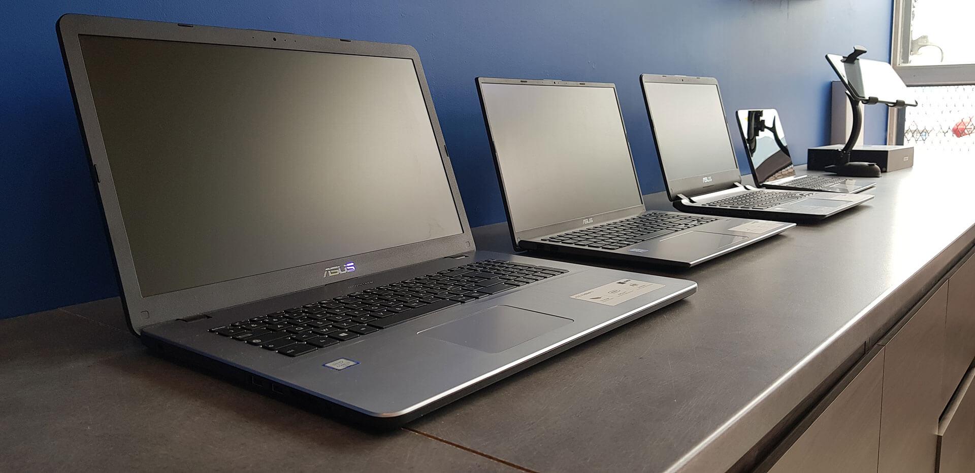 Vente de matériel et dépannage informatique